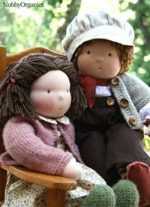 A Waldorf Doll and its Role in a Child's Development | Natural Kids Team