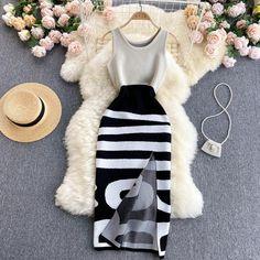 Empire Design, Tank Dress, Sleeve Styles, Trendy Fashion, Cotton Fabric, Heaven, Live, Knitting, Sleeves
