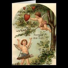 Valentine 2 greeting card