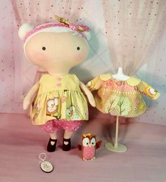 OOAK 33cm Sweetheart Tilda Toy Box doll ultra-suede cloth Doll with removable clothes incl Keepsake Giftboxed by theStudioGiftShop on Etsy