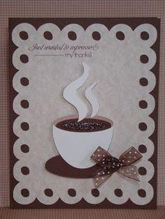 11/16/2011; CASSANDRA at 'My Creative Time' blog; Love You a Latte cartridge