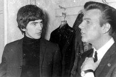 George talks with Billy J Kramer #BeatlesFans
