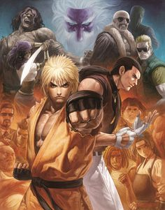 Art of Fighting - SNK