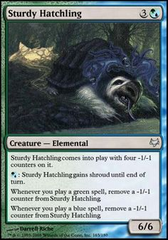 Sturdy Hatchling ($.24) Price History from major stores - Eventide - MTGPrice.com Values for Ebay, Amazon and hobby stores!