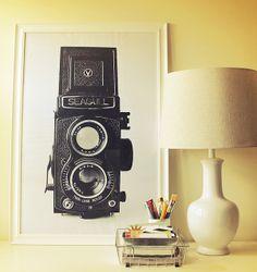 TO DIY OR NOT TO DIY: CÂMARAS FOTOGRAFADAS