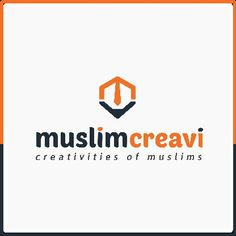 Muslim Creavi is apart of our company Muslim, Logo Design, Symbols, Letters, Logos, Creative, Logo, Letter, Islam