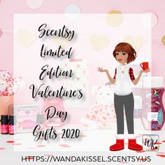 Scentsy Limited Edition Valentine's Day Gifts 2020