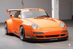 Is This 911 Custom 993 Wide-Body The Strangest Porsche EVER?
