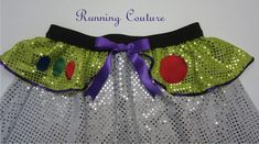 Buzz Story inspired Sparkle Running Misses round skirt Jessie, Woody on Etsy, $35.95