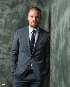 Arrow - Stephen Amell (Oliver Queen) at CTV 2014 Upfront