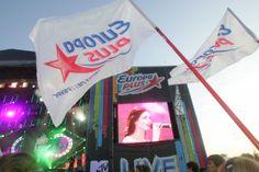 Софи на сцене Europa Plus LIVE 2011