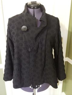 Now Sewing: Butterick 5891 - Jacket sewn in wool double knit
