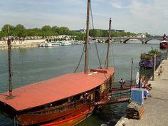 Seine river between Tolbiac & Bercy by fredpanassac