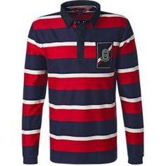Tommy Hilfiger Polo Hemd Herren Blau Tommy Hilfiger In 2020 Poloshirt Herren Poloshirt Und Shirts