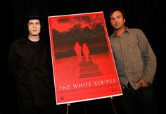 """Jack White Photos: """"White Stripes: Under The Great White Northern Lights"""" Press Conference"""