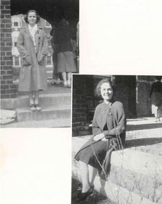 """Frances """"Jinny"""" Faulkner Mathews, class of '47. Passed away on January 4, 2016 at the age of 98. http://www.barlowbonsall.com/obituaries/frances-faulkner-jinny-mathews/"""