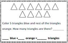 1st Grade Addition Worksheets - FREE (picture, graphic, story problem, dice, and domino)