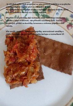 tatarák z lilku Meat, Food, Essen, Meals, Yemek, Eten