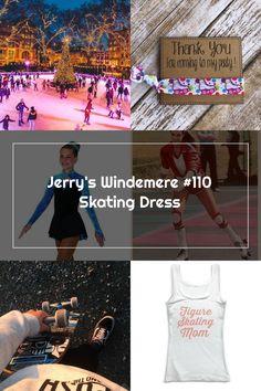 110 Windemere Jerrys Ice Skating Dress