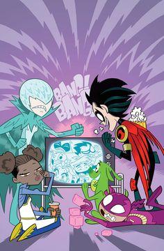 Teen Titans (2014) Issue #10
