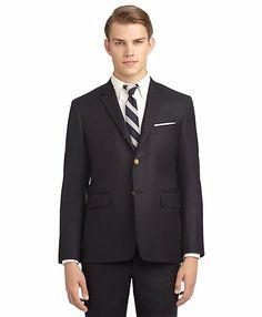 Classic Jacket - Brooks Brothers Black Fleece SS14