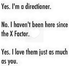 We all love the boys. It doesn't matter how long just as long as you will be there forever after :)