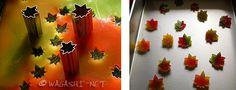 yokan recipe for making autumn wagashi
