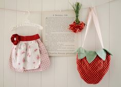 strawberry bag idea