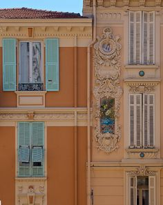 Windows, Monaco, French Riviera by Dmitry Shakin, via Flickr