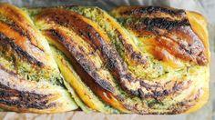 Ukens matblogg: Enkel luksusloff med pesto og parmesan