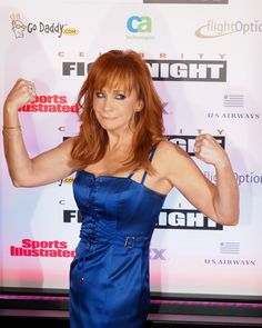 Reba McEntire 2011-03-19  Celebrity Fight Night XVII