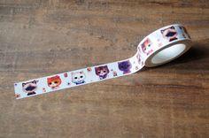 Kitty Cats Washi Tape