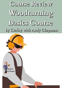 A review of the Woodturning Basics Course by Craftsy with Andy Chapman. This video course is easy to watch and navigate. Learn more of my thoughts on this course, the 7 kitchen utensils made and why I recommend it. Wood Turning Projects, Woodturning, Kitchen Utensils, Step By Step Instructions, Teaching, Thoughts, Watch, Wood Working