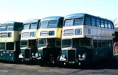 Old MPTE Buses