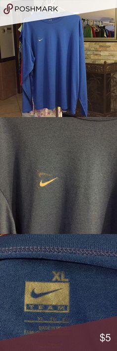 Nike XL T-shirt good condition Size XL Nike T-shirt good condition Nike Shirts Tees - Long Sleeve