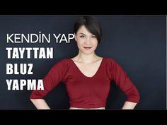 Kendin Yap: Tayttan Bluz Yapma | Giyen Bayan