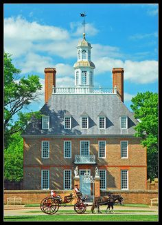 The Governor's Palace, Colonial Williamsburg