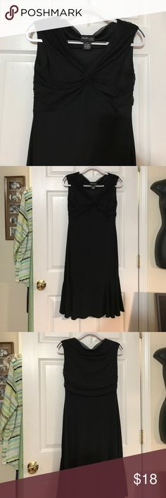 Style & Co. Petite Black Dress Excellent Condition/ Simple yet Sophisticated :) Style & Co Dresses Midi
