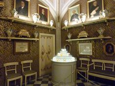 Salle musée 3 - Pharmacie Novella - Florence
