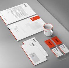 Brand Gravity - Branding & Web Design by Piotr Steckiewicz, via Behance