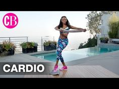 FULL Workout! Total Body Towel Cardio - YouTube