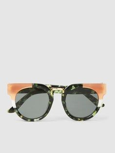 21f2d5eaa16 Discover the Treborn Tortoiseshell Sunglasses by Kaleos at The Modist. Shop  the range today and discover