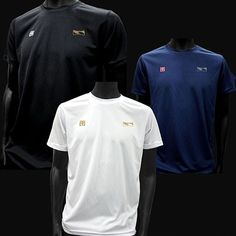 Mooto KUKKIWON Slub T shirts Taekwondo Light Cool Summer Sports Cotton Crew Neck