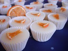 Orange Bath Melts