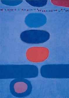 (Korea) by Whanki Kim (1913~ 1974). 김환기
