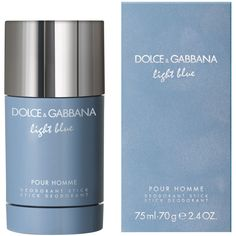 Light Blue Pour Homme Deodorant Stick Light Blue Dolce Gabbana, Dolce And Gabbana Man, Perfume Sale, Chanel Perfume, Perfume Bottles, Cologne, Cheap Fragrance, Blue Bottle, Luxury Beauty