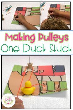 Making Pulleys STEM
