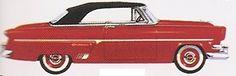 1954 Ford Crestline Sunliner