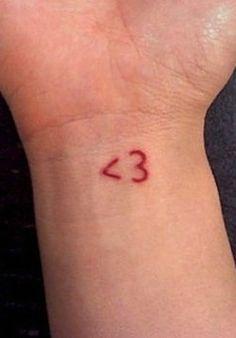 Cute Tiny Tattoos, Dainty Tattoos, Dream Tattoos, Little Tattoos, Pretty Tattoos, Small Tattoos, Random Tattoos, Sharpie Tattoos, Red Ink Tattoos