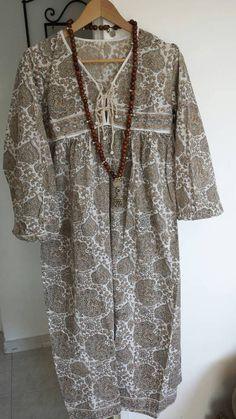 Retrouvez cet article dans ma boutique Etsy https://www.etsy.com/fr/listing/515618190/robe-longue-tout-coton-indien-taille-m